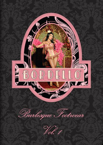 Over 45 High Gloss Pages of Bordello Mules, Sandals, Pumps and Boots for Burlesque Dancers