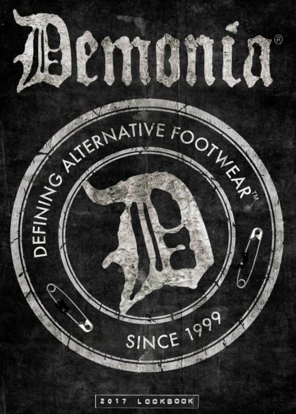 Over 15 Pages Highlighting New Demonia Styles in 2017